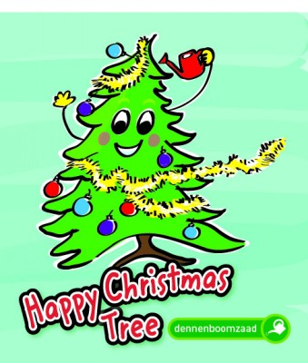 Zaden online Seeds & Greets Amazing Greets Christmas Tree  (TP700710)